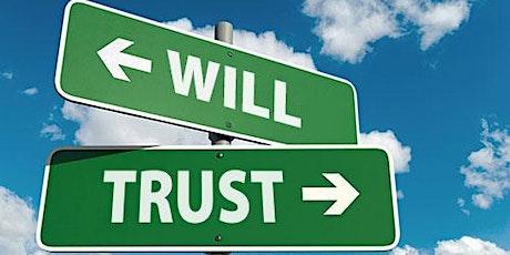 Trusts 101 - Free eWebinar For Estate Planning tickets