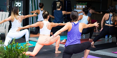 Rooftop Yoga with Olena tickets