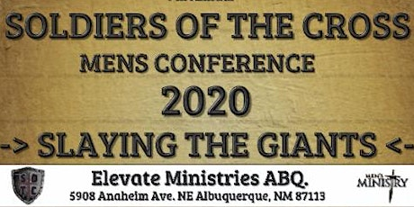 2020 SOTC MENS CONFERENCE tickets