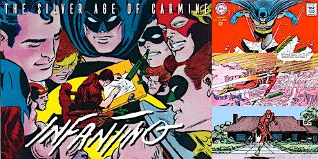 'The Silver Age of Carmine Infantino, Comic Book Illustrator' Webinar tickets