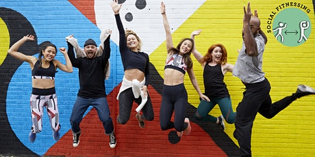 Shoreditch Outdoor Classes - Saturday 18th July tickets