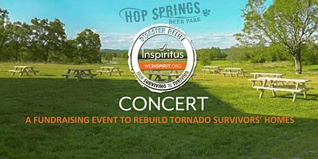 Nashville Area Tornado Anniversary - DISASTER RELIEF CONCERT - Fundraiser tickets