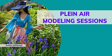 Plein Air Modeling Sessions tickets