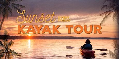Sunset Kayak Tour tickets