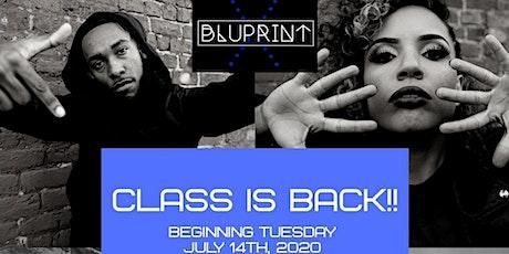 BluprintX Krump Class tickets