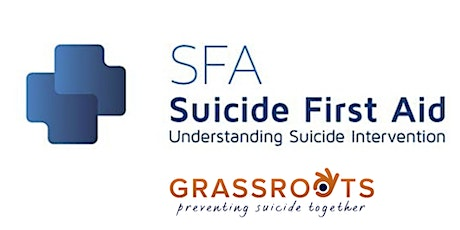 Suicide First Aid - Virtual tickets