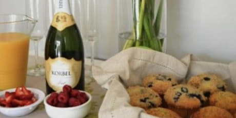 Muffins and Mimosas tickets