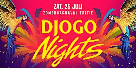 DjogoNights - Zomercarnaval editie tickets