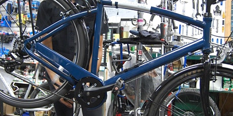Bicycle Flat Repair Course tickets