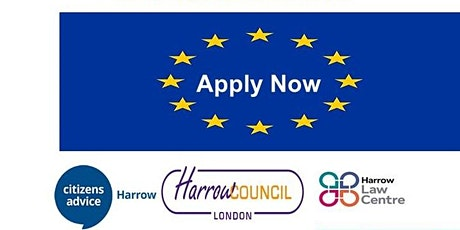 EUSS - One Year  Left to Apply tickets