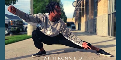 Tai Chi + Qi Gong with Ronnie Qi, The Apprentice of Peace tickets
