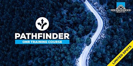 Pathfinder ONR Training Course tickets