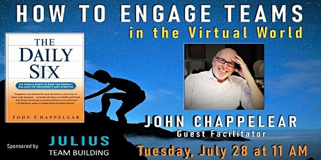 How to Engage Teams in the Virtual World tickets
