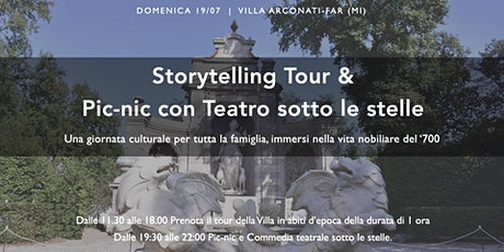 Villa Arconati: Teatro sotto le stelle con Picnic biglietti