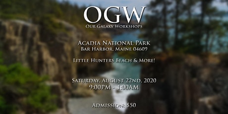 OGW: Acadia National Park tickets