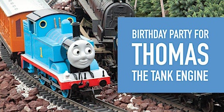 Birthday Party for Thomas the Tank Engine tickets