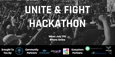 Unite & Fight Hackathon tickets