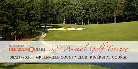 32nd Annual GCC Golf Tournament tickets