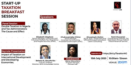 Start-up Taxation Breakfast Session tickets