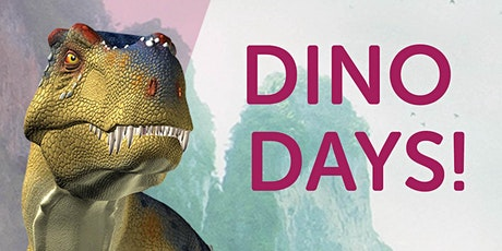 Houndshill Dino Days tickets