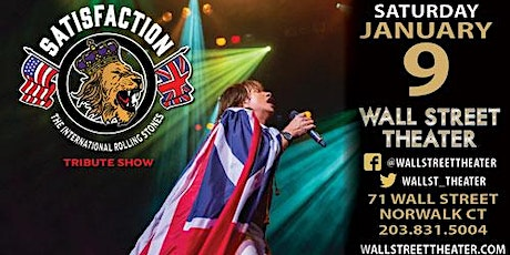 Satisfaction/The International Rolling Stones Show tickets