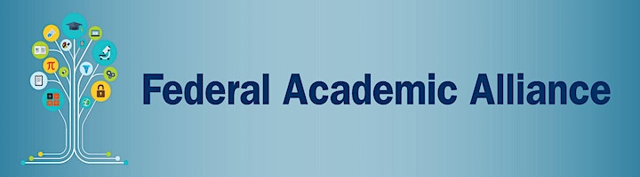 Federal Academic Alliance Panel Discussion & Informational Session image