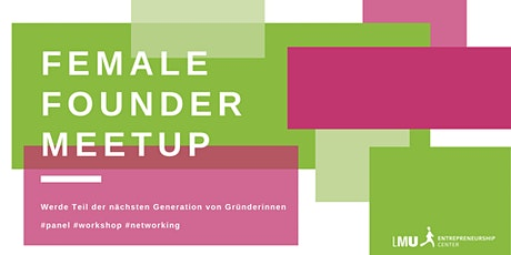 Female Founder Meetup Tickets