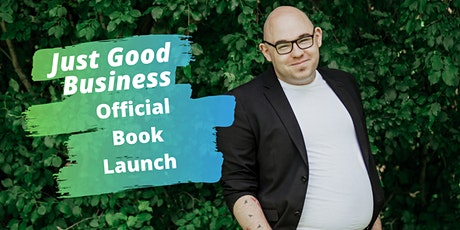 Just Good Business Launch tickets