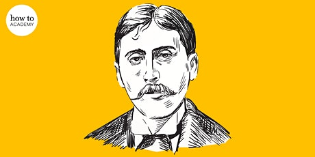 How to Read Proust | Patrick McGuinness tickets