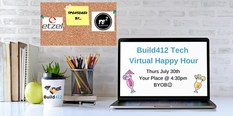 Pittsburgh Tech Happy Hour - Virtual 7/30 tickets