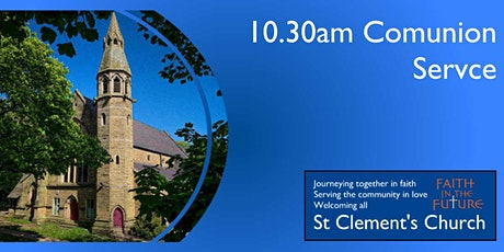 10.30am Service at St Clement, Chorlton tickets