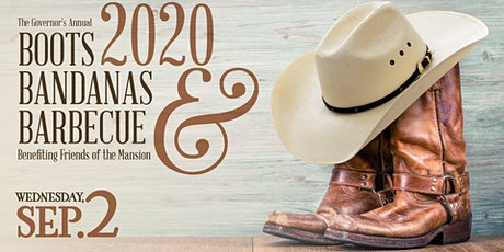2020 Boots, Bandanas and Barbecue tickets