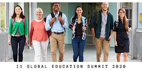 II Global Education Summit 2020 - Congreso online para educadores entradas
