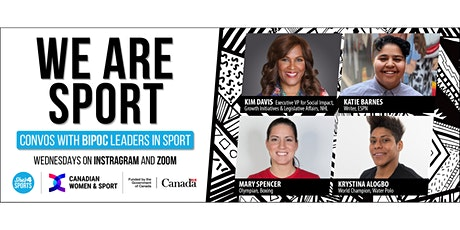 We Are Sport: LGBTQI2S Inclusion (29 06 2020) tickets