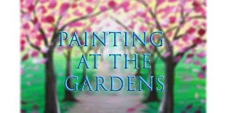 Spring Scene Painting @TheGardens tickets