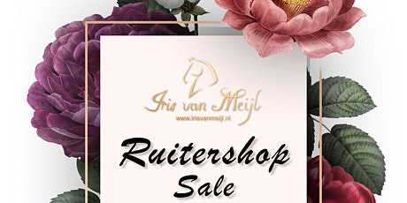 Ruitershop Sale tickets