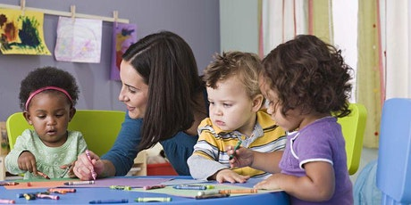 The Business of Family Child Care tickets