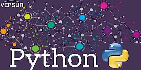 Python  online training @Vepsun Technologies tickets
