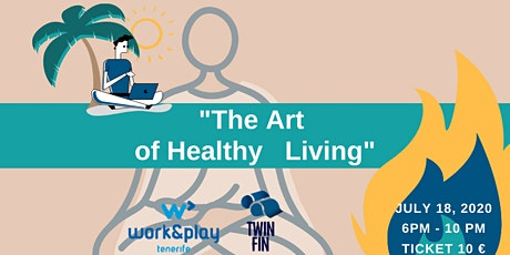 The Art of Healthy Living tickets