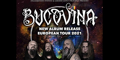 Bucovina European Tour 2021 (/w : Vorna, Valhalore tickets
