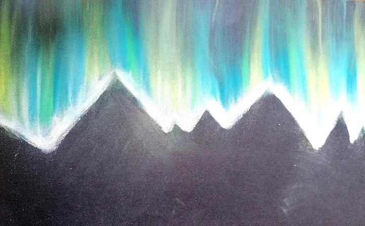 Chalk & Pastels Workshop, Course 2: Autumn Season image
