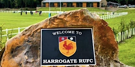HARROGATE RUFC, CNG SUMMER SPORTS CAMP 2020 - for children age 7-13 tickets