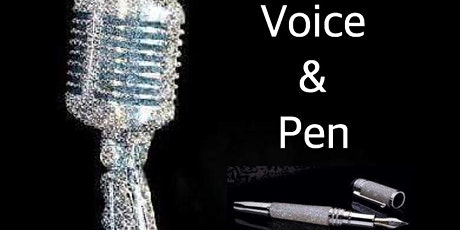 Voice & Pen Networking  Online Event 7.30pm-9.00pm BST tickets