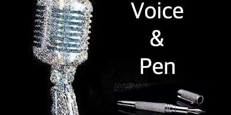 Voice & Pen Networking  Online Event tickets
