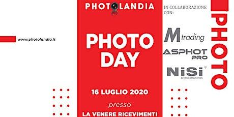 Photo Day 2020 biglietti