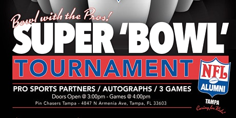 Bowl with the Pros: Super 'Bowl' Tournament tickets