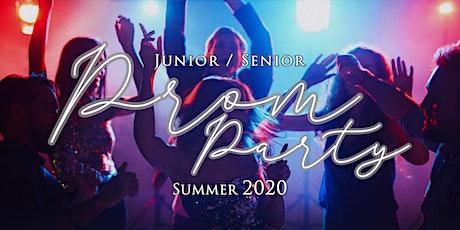 Junior/Senior Prom Party tickets