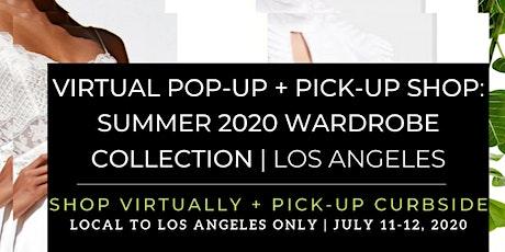 FINALLY DRESSED: SUMMER POP-UP SHOP LOS ANGELES tickets