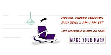 Virtual Career Mapping biljetter