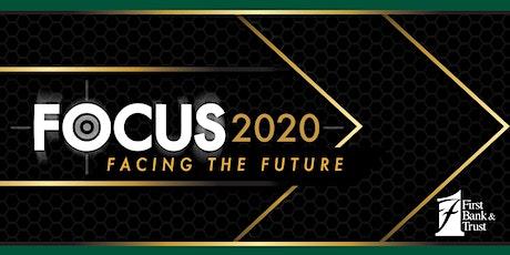 FOCUS: Facing the Future. tickets
